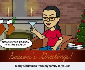 Bitstrip Christmas