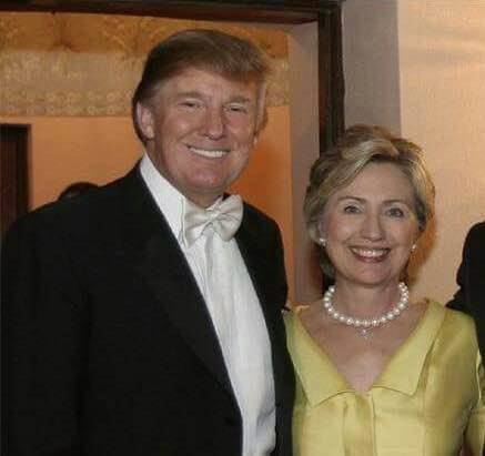 Trump & Hillary